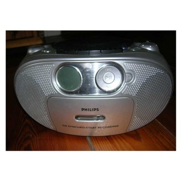 Boombox Philips AZ 1022
