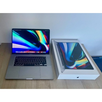 Apple MacBook Pro 16' 2.3GHz i9 1TB SSD 16GB