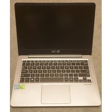 ZenBook UX410U i7-7500U/12GB/512+250GB/940MX/WIN10