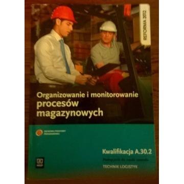 Organizowanie monitorowanie procesów magazynowych