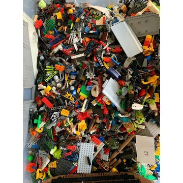 2 kg MIX LEGO COBI I INNE