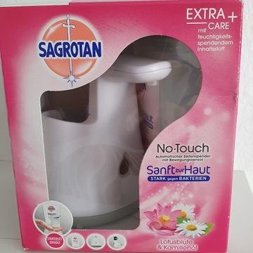 SAGROTAN Bezdotykowy dozownik do mydła wkład 250ml