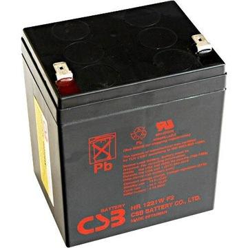 Akumulator CSB HR1221W 5.3Ah UPS APC