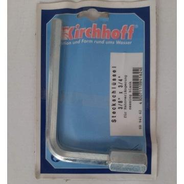 Klucz imbusowy gięty 12mm/18mm