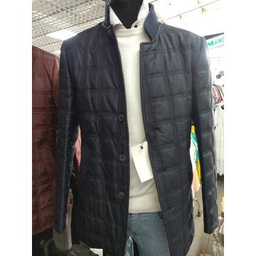 Płaszcz męski pikowany 4 kolory
