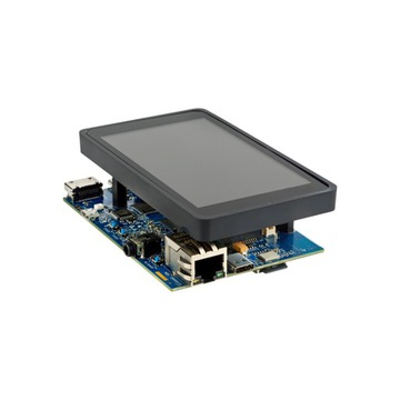 STM32 Discovery STM32MP157C-DK2 Cortex-A7, M4, TFT