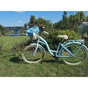 Rower miejski damski Goetze Style 26″ 3B