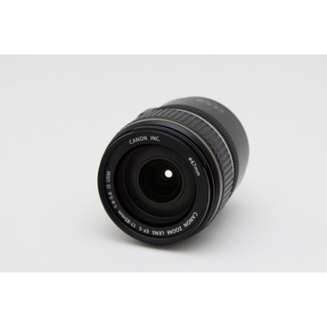 Canon EF-S 17-85mm f/4-5.6 IS USM - stan Idealny