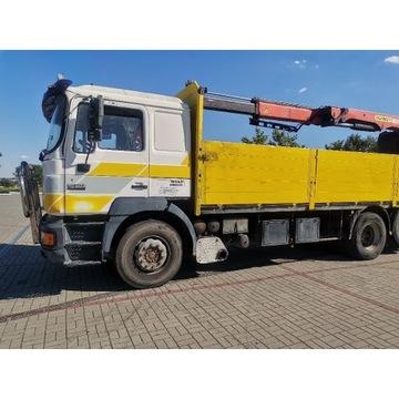 Man 26-403 HDS samochód ciężarowy