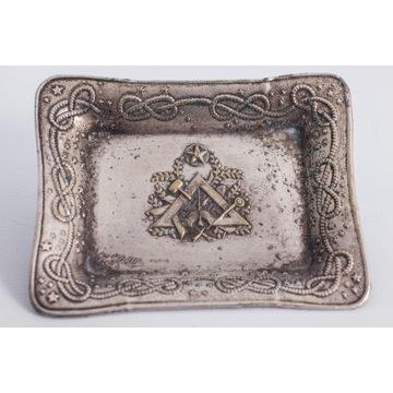 Tacka posrebrzana masonerii, loża  Francuska