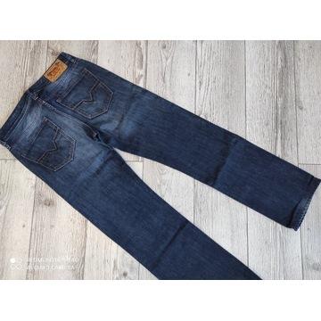 DIESEL LARKEE jeansy męskie jak NOWE - 29/32