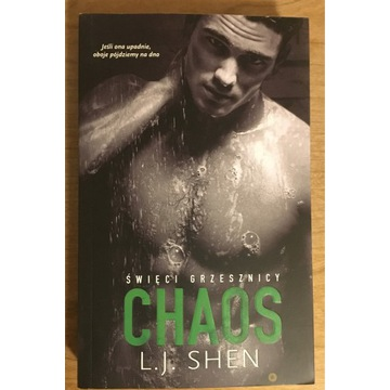 L.J. SHEN - Chaos - nowa