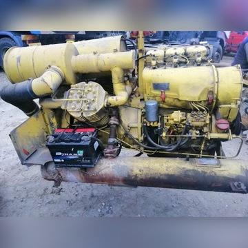 Kompresor, silnik Deutz
