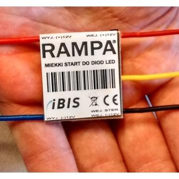 RAMPA - miękki soft start do taśmy LED, ściemniacz