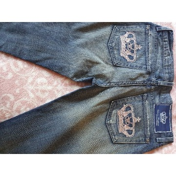 Spodnie Victoria Beckham . Jeans
