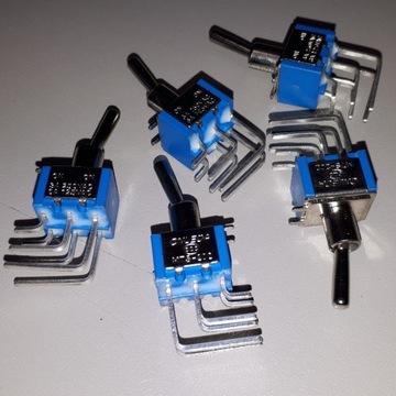 Przełącznik włącznik zasilania Commodore C64 BMC64
