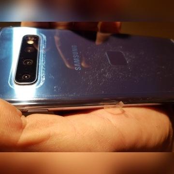 Samsung Galaxy s10 Blue stan idealny + Gratisy