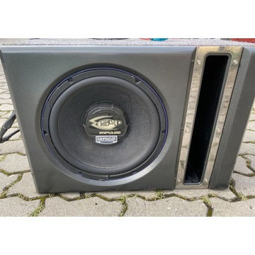Subwoofer aktywny Emphaser EBR 112A car audio