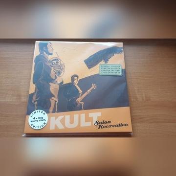 KULT - KULT SALON RECREATIVO - 4LP WHITE VINYL