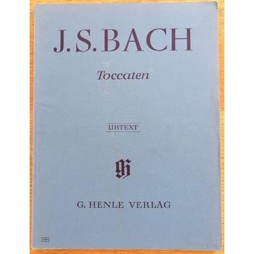 "J.S. BACH ""Toccaten"" BMV 910-916"