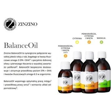 Olej Balance 300 mm ZinZino
