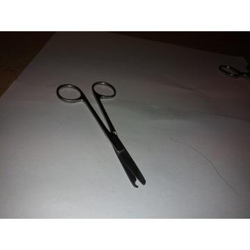 Nożyczki protetyczne do drutu
