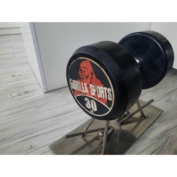 Hantel 30kg Gorilla Sports