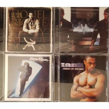 4 CD SOUL  Lionel Richie, Tank, Usher, Alison