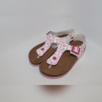 Sandały dla dziewczynki rozm.30