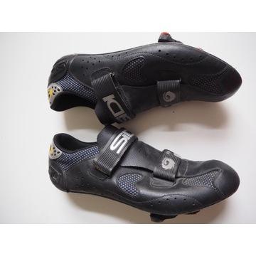SIDI czarne buty szosowe roz 45-46