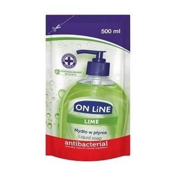 ONLINE |Zapas 500ml| Lime