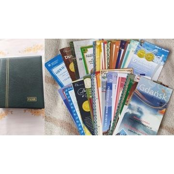 MONETY ZASTĘPCZE 2005r--2011r+ 75 folderów .