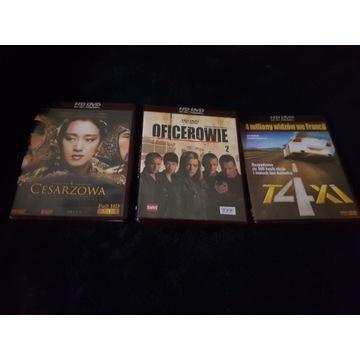 Filmy HD DVD JAK BLURAY  oficerowi2 taxi cesarzowa