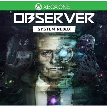 Observer: System Redux XBOX ONE - Series X