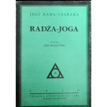 Radża-Joga * Jogi Rama-Czaraka