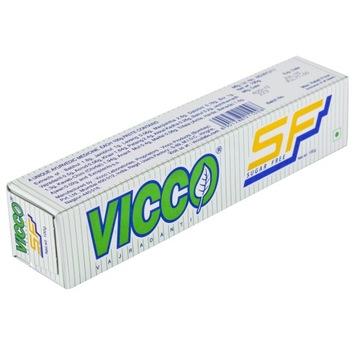Pasta do zębów VICCO ziołowa bez cukru 100g