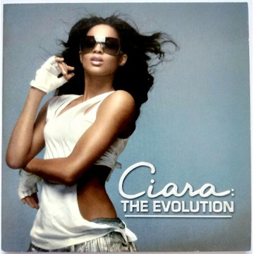 Ciara Evolution 2006r (wydanie koperta)
