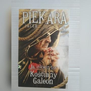 Ja, inkwizytor. Kościany galeon - Jacek Piekara