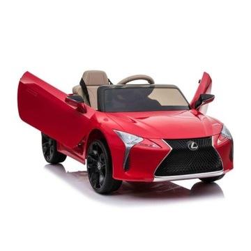 Autko elektryczne Lexus LC500