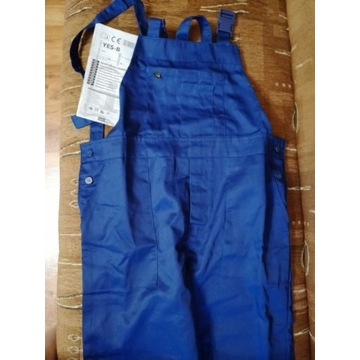 Spodnie robocze, ogrodniczki rozmiar (52)