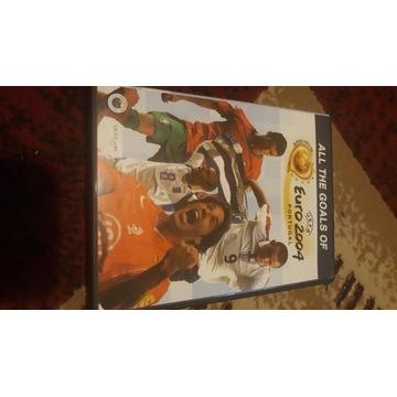 Euro 2004 Portugalia Wszystkie gole DVD
