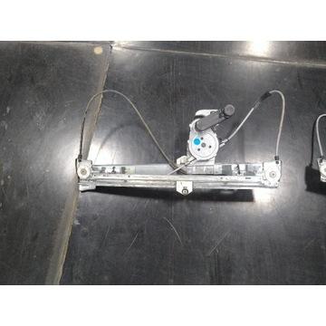 Mechanizm otwierania szyb Kangoo II. Lewy z  korbą
