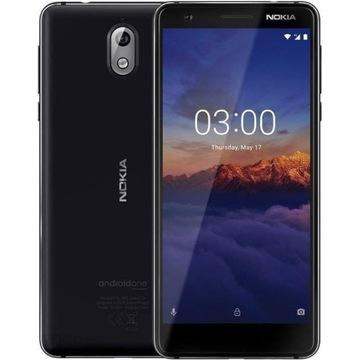 """_Smartfon NOKIA 3.1 16GB 5.2"""" Czarny Dual-Sim W-wa"""