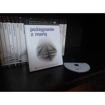 Lektury szkolne z DVD - Pożegnanie z Marią