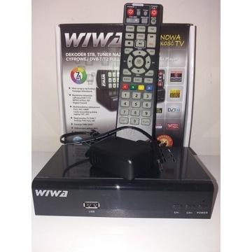 Dekoder tuner naziemnej telewizji Wiwa 90 MC