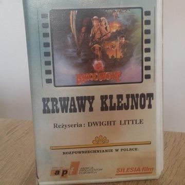 Krwawy Klejnot - Bloodstone  1988 VHS