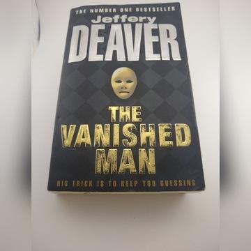 The Vanished Man Jeffrey Deaver thriller po ang