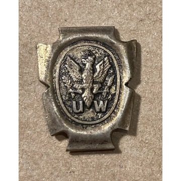 odznaka Uniwersytet Warszawski