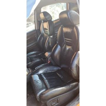 Sprzedam fotele recaro z audi RS6 S6 A6 C5 4.2 v8