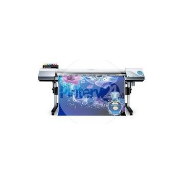 Ploter drukujący ROLAND RE-640 DX6 po serwisie